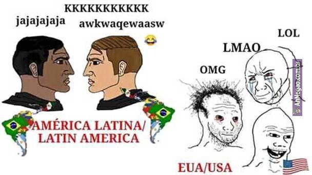 Gringo fdp - meme
