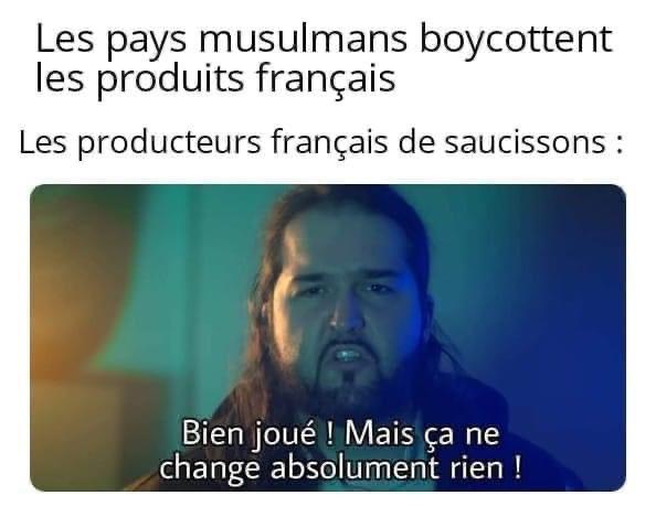 boycott du grenier - meme
