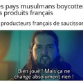 boycott du grenier