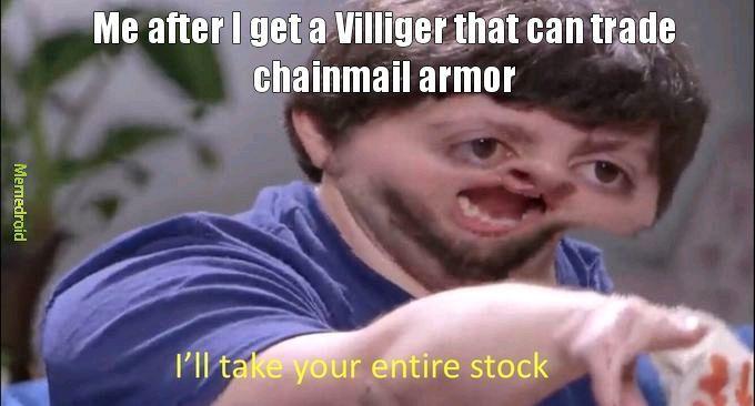 Chainmail - meme