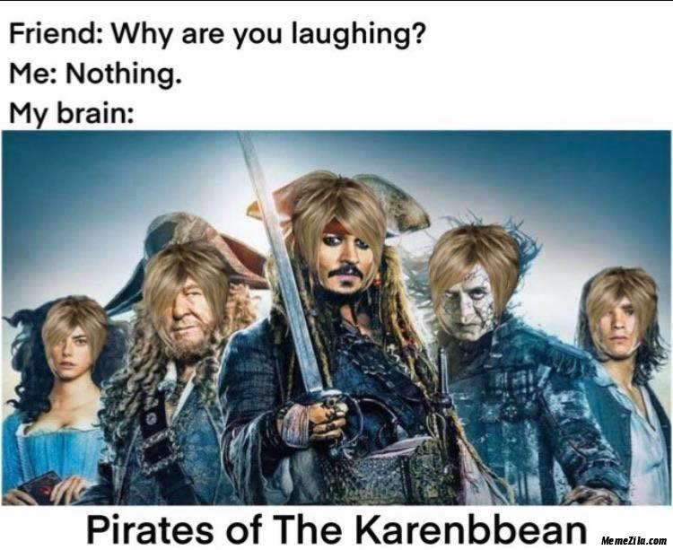 Captain karen sparrow - meme
