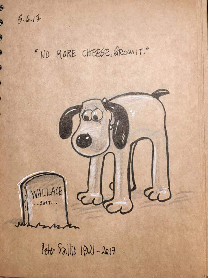 DON'T FORGET THE CHEESE GROMIT - meme