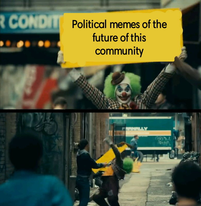 In the future is shit - meme