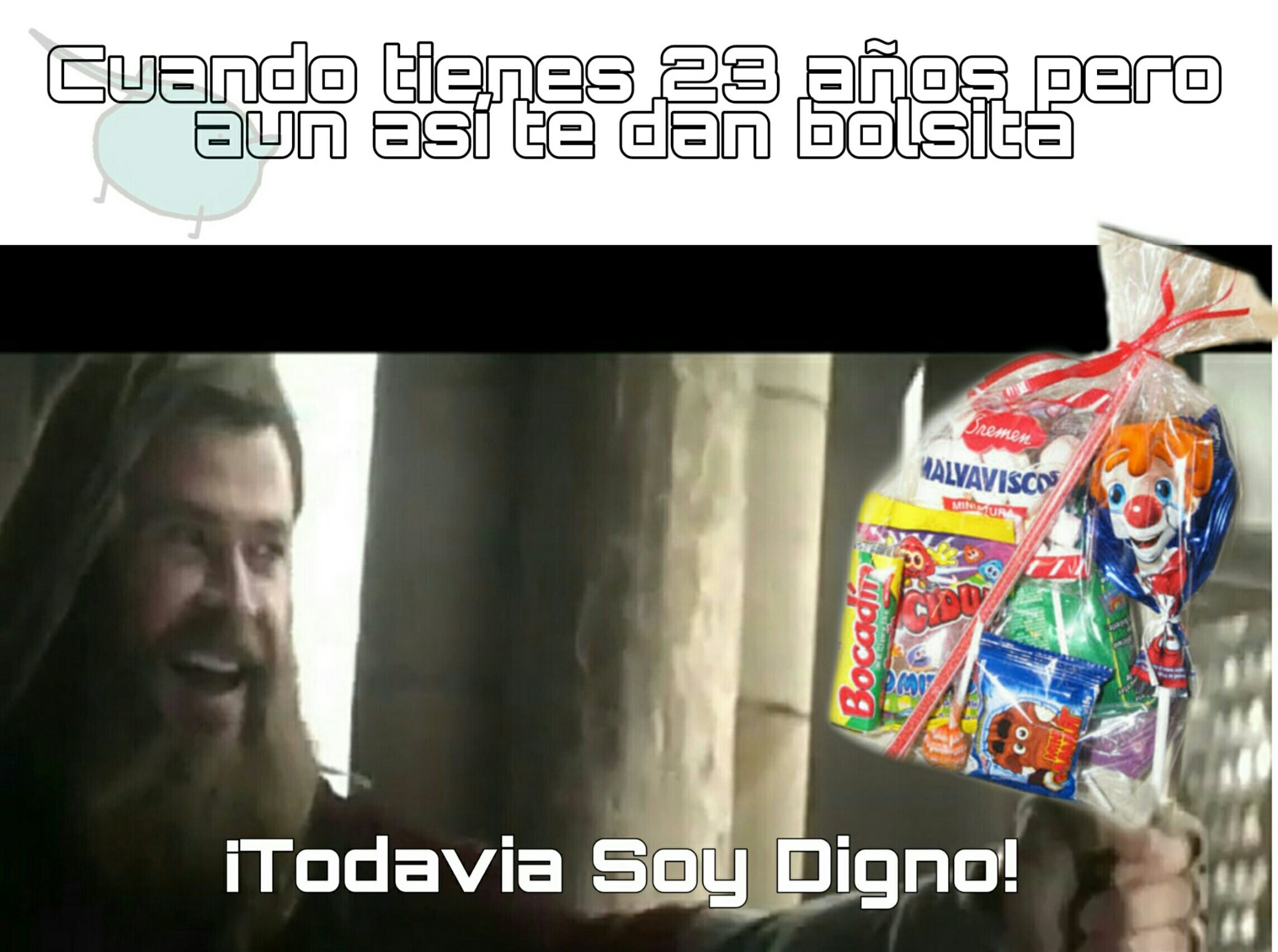 El Thortillas - meme
