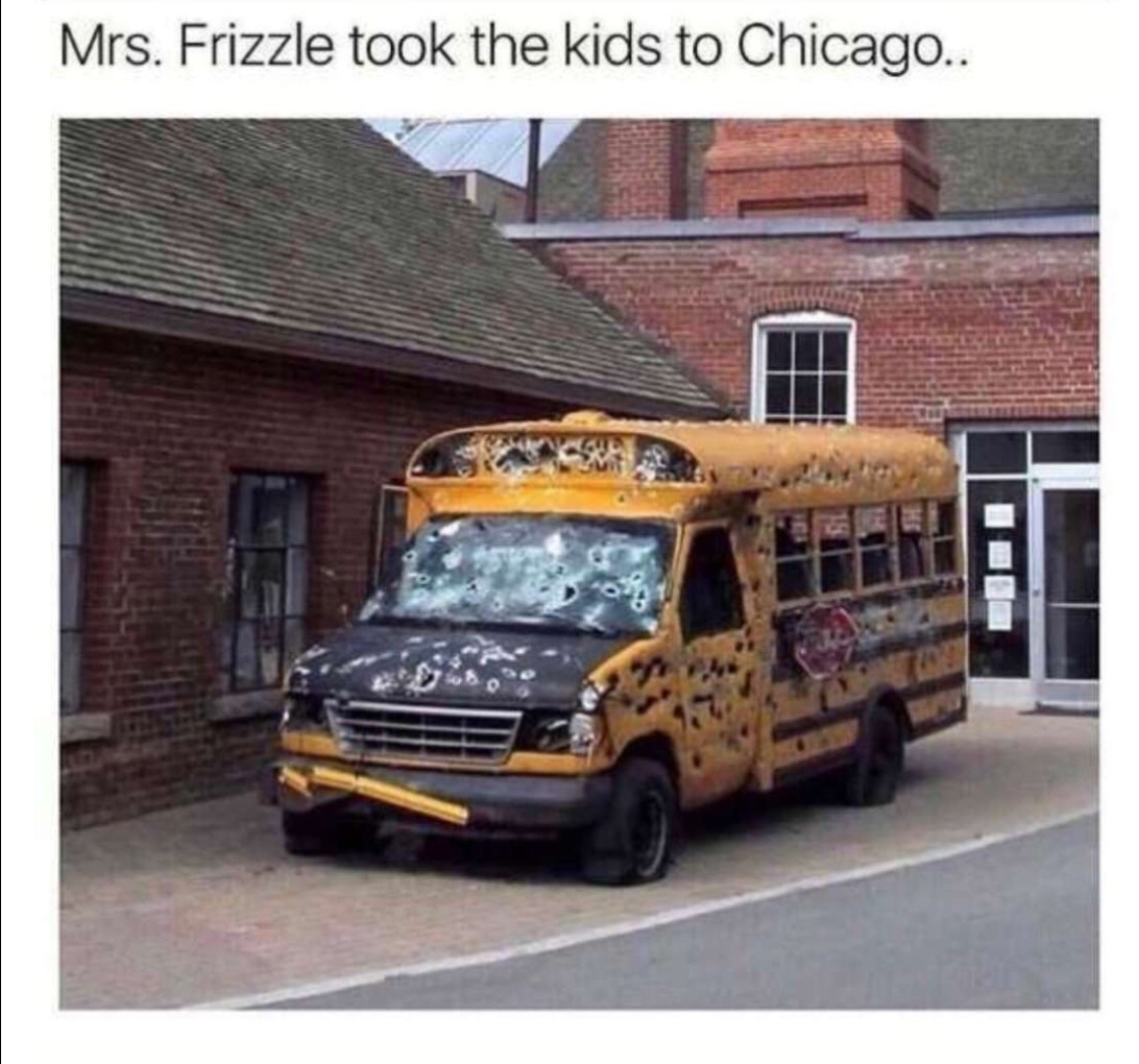 chicago... - meme
