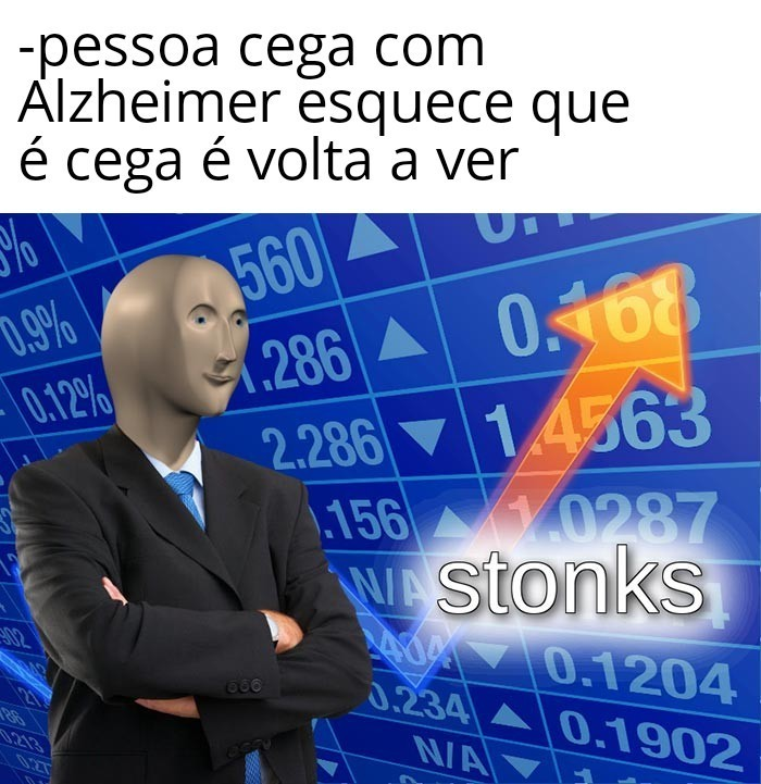 Stonks talkei - meme