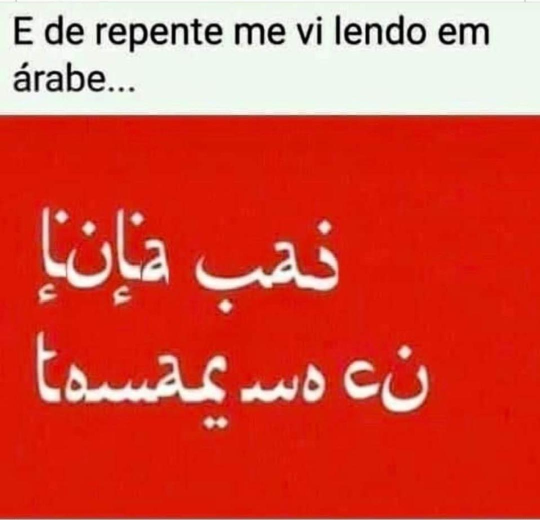 Arabia - meme