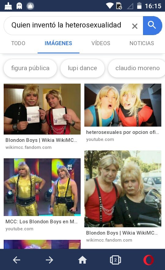 Blon, blon, blondoboys :allthethings: y formato explotado - meme