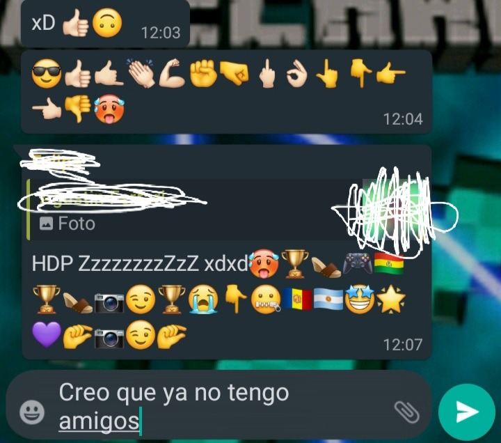*visibily disgusted* PD: Mis amigos don panafrescos :C - meme