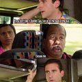 More racism by Michael Scott