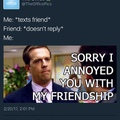 When The Office twitter knows your whole life story.