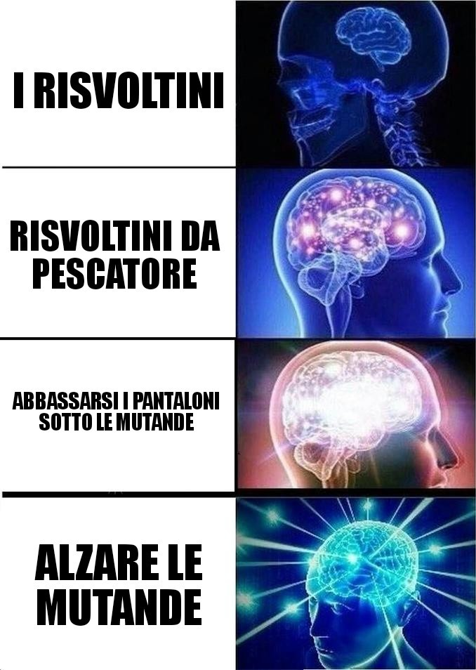 Brain ecpanding - meme