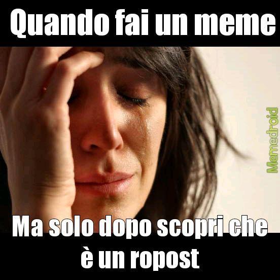 Repoooooost - meme