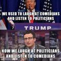Trump the comedian