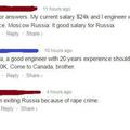 Snowniggers discuss engineering jobs