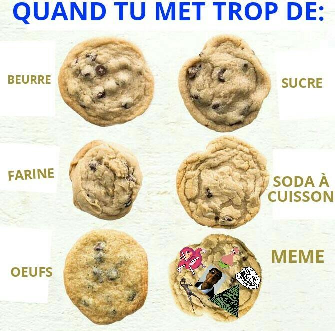 Lequel prenez-vous - meme