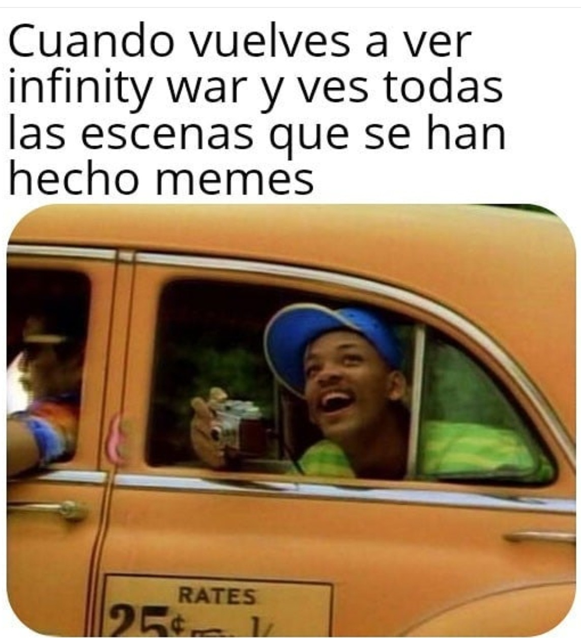 Oh sí - meme