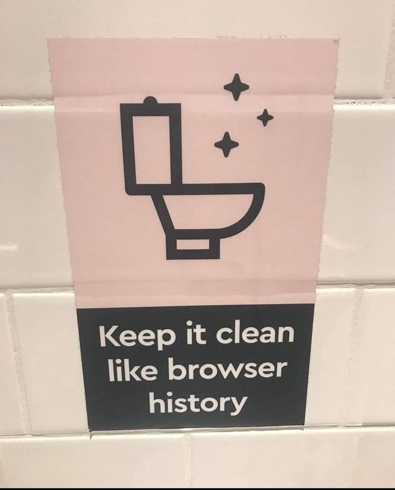 Keep it clean - meme