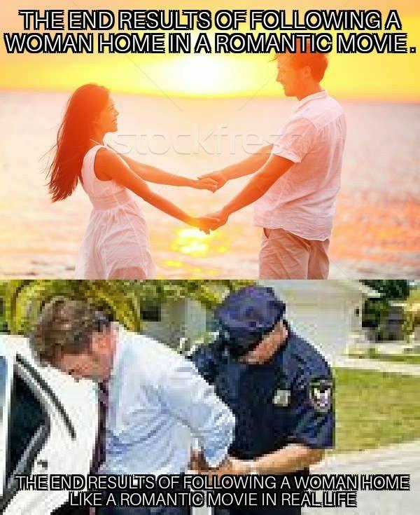 Romantic - meme