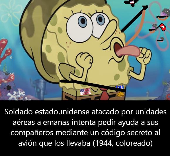 Para quien no se fijelas unidades aereas alemanas son las medusas :yaoming: - meme