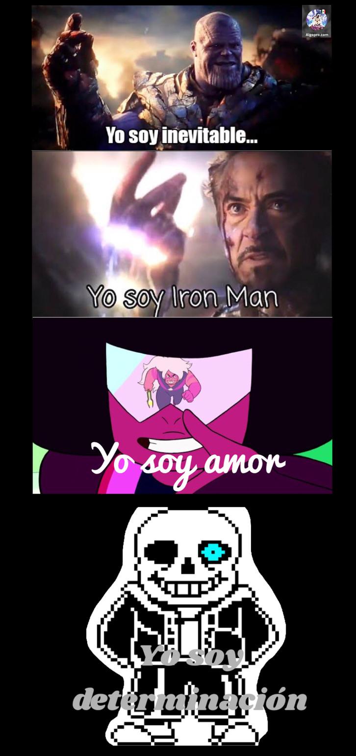 Yo soy... - meme