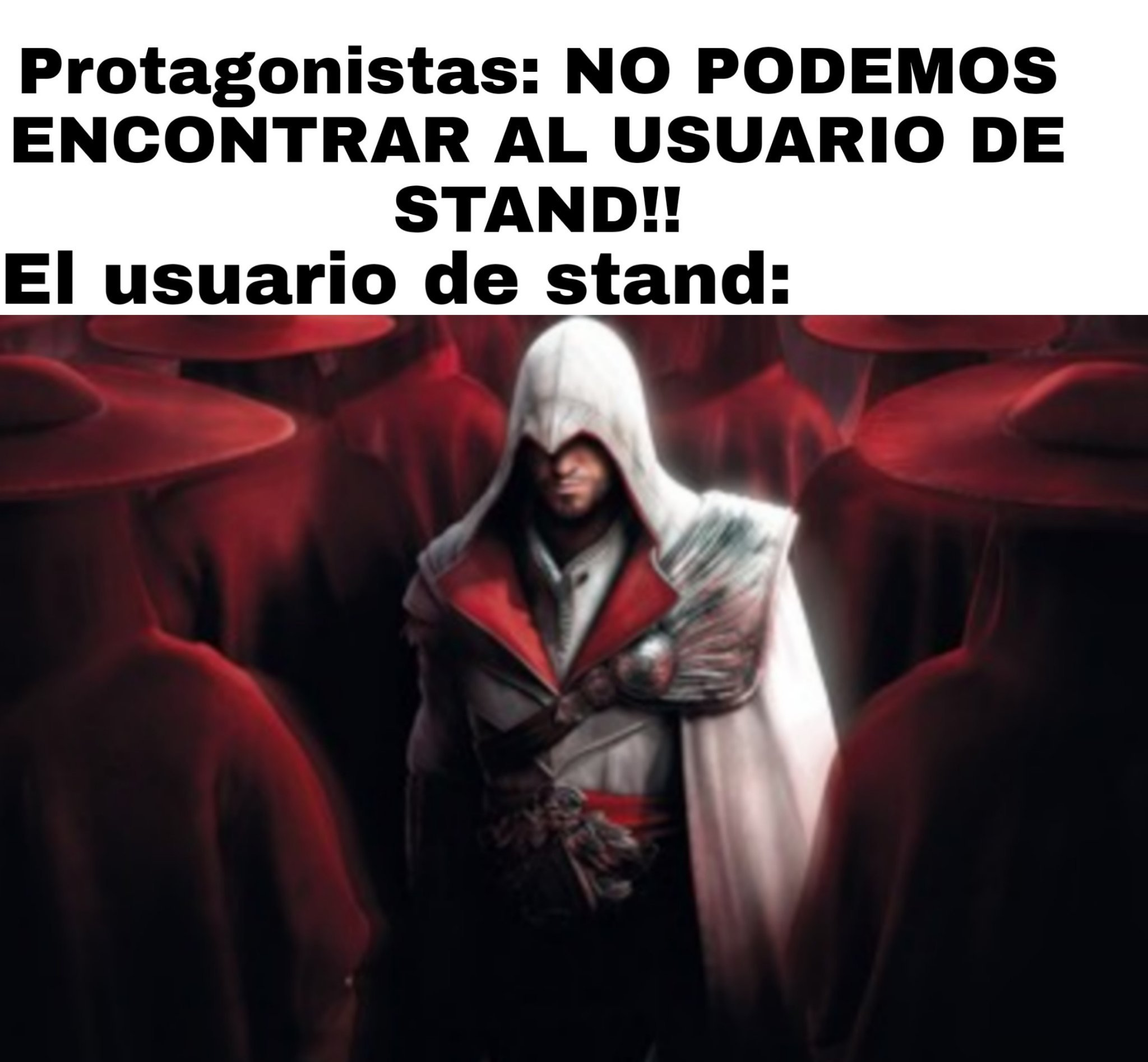Ezio Auditore - meme