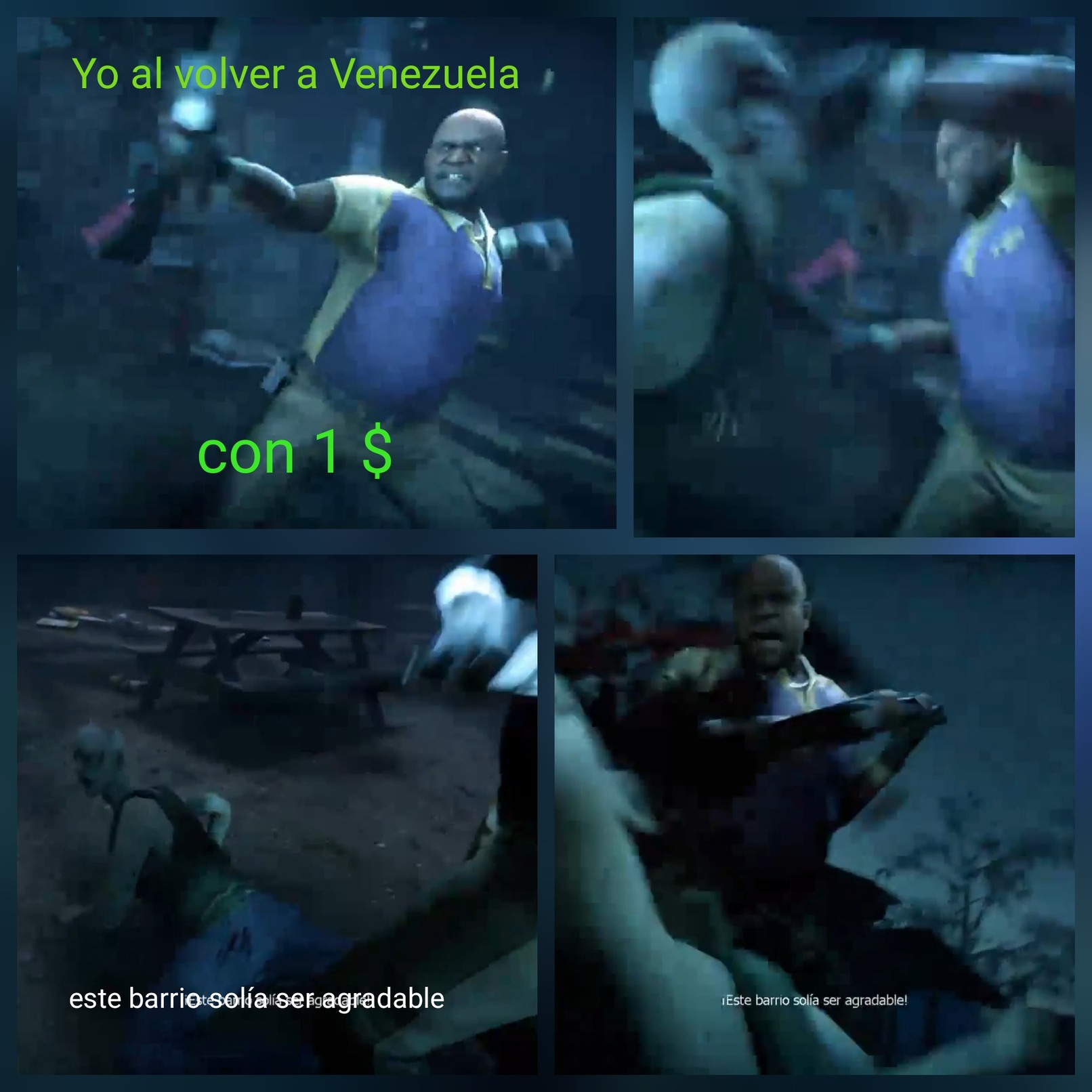 Venezuela be like: - meme