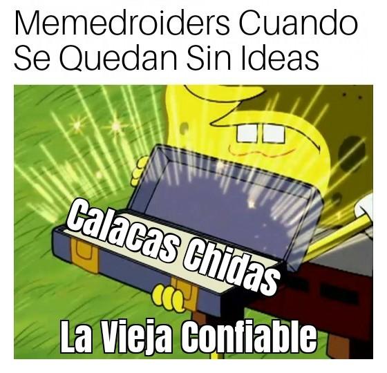Que es una mierda - meme
