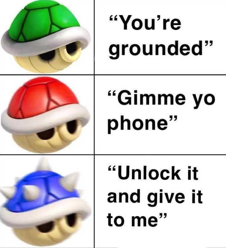 The Shells - meme