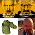 Shrek Crocs Shrocs