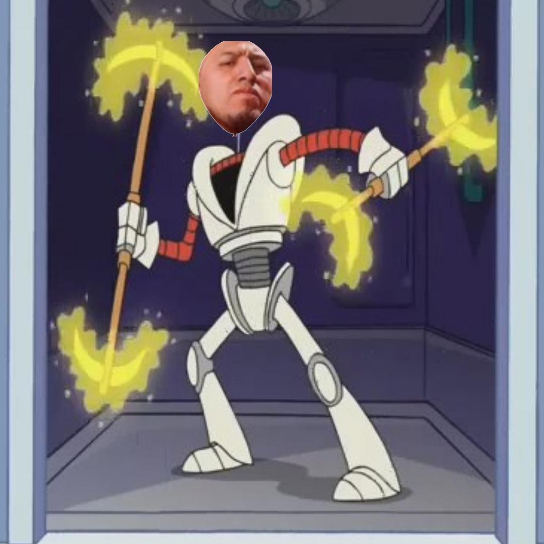 Fedeglobito (próximamente el señor del globote) - meme