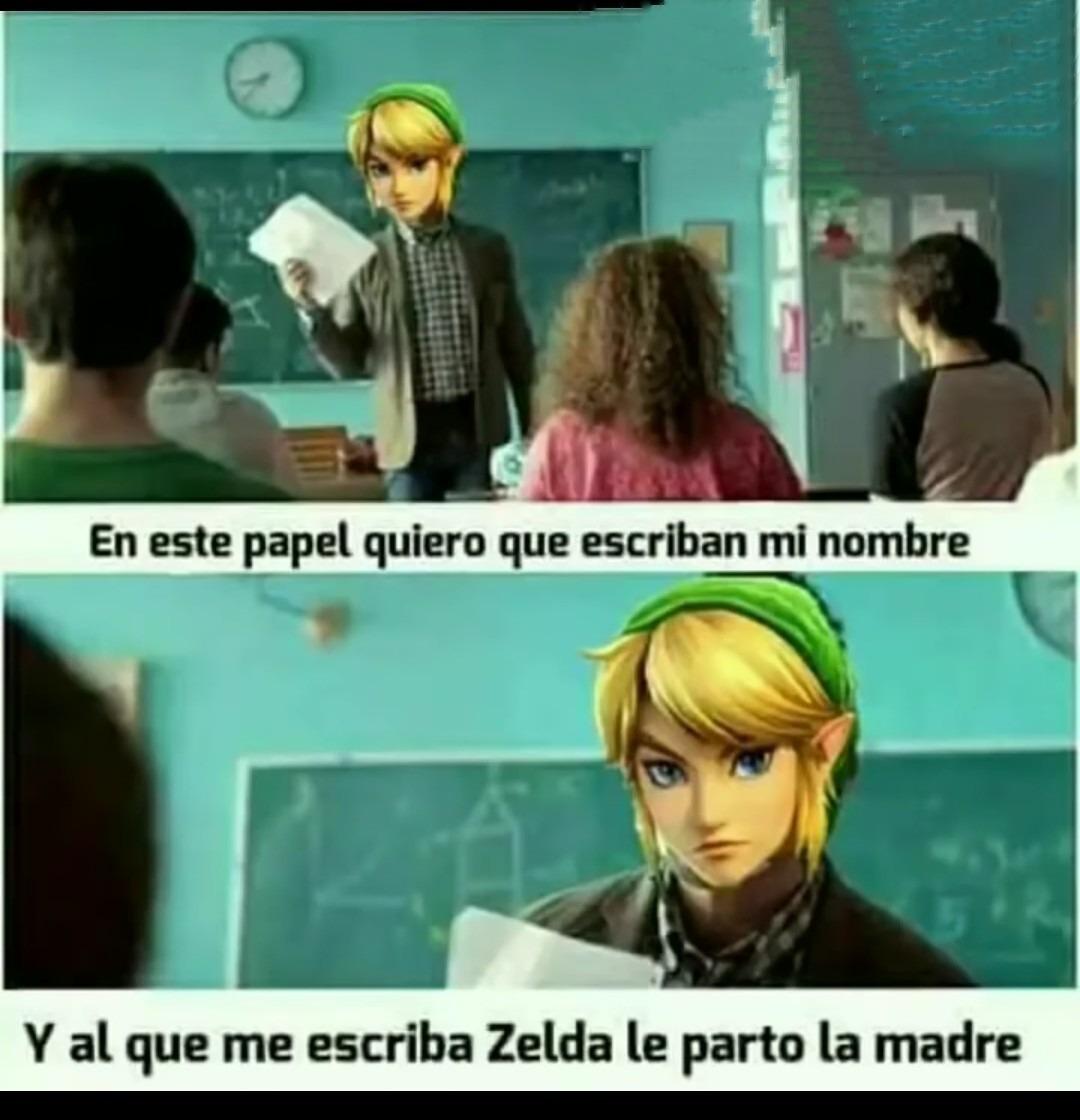 Zeldan't - meme