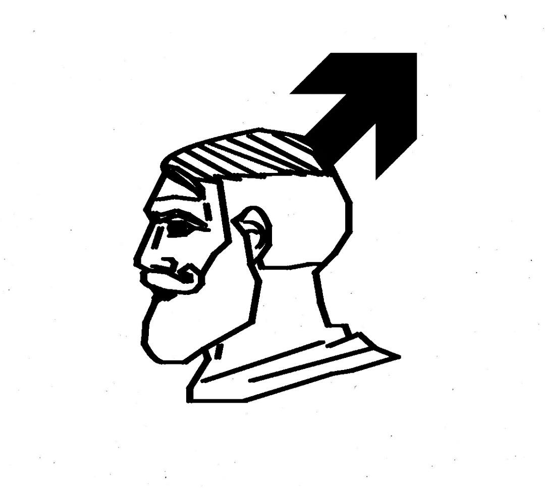 El Género Chad (si quereis saber mas entrar en este enlace e informaros https://ikegameryt.wixsite.com/generochad ): - meme