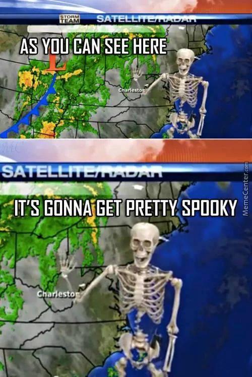 Spoopy - meme