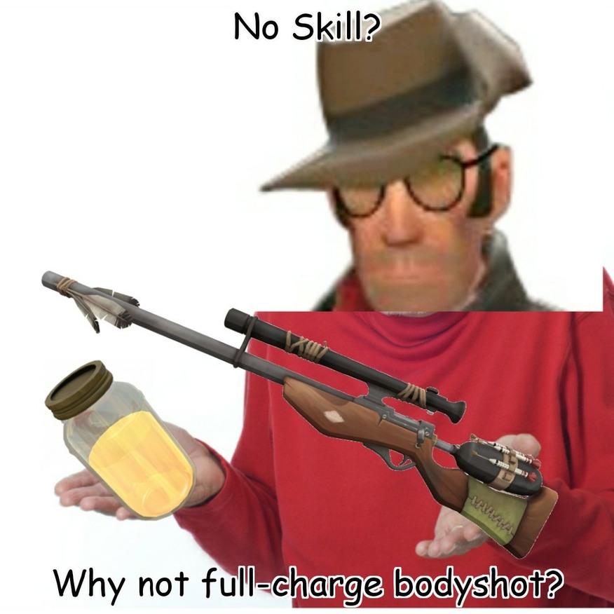 F2p Snipers - meme