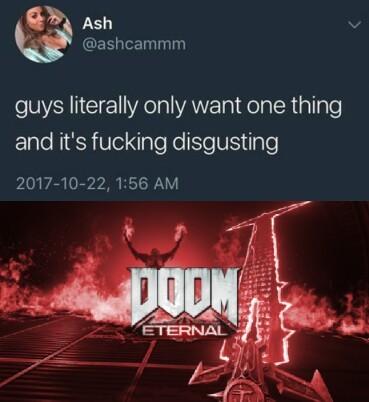 Can't blame us - meme
