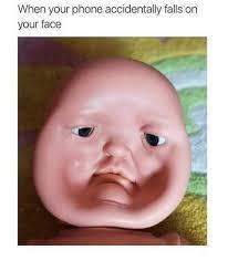 or ur GF sits on ya face - meme