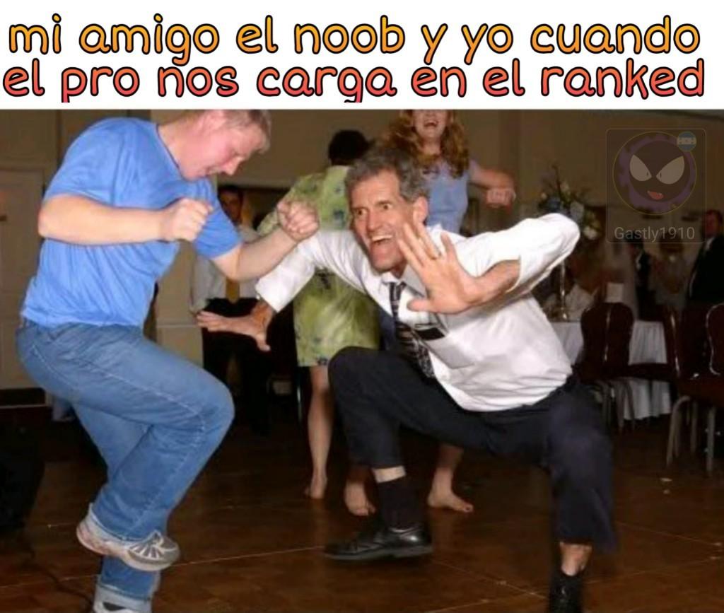 Ulala señor manco - meme