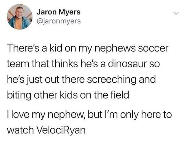 VelociRyan for the win - meme