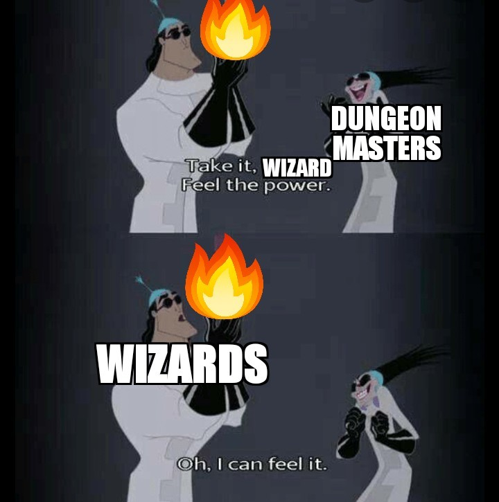Wizards - meme