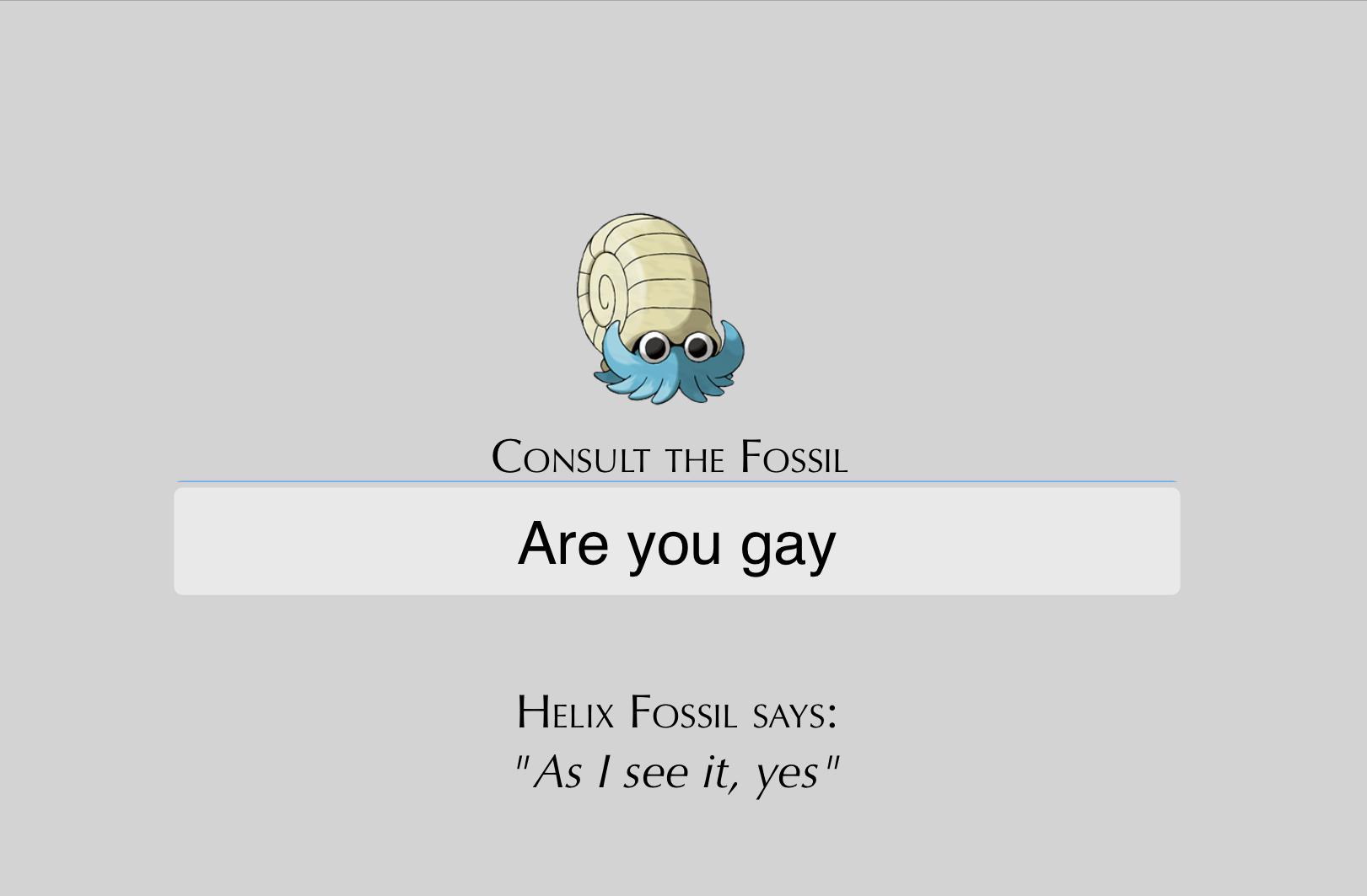 Fossil - meme