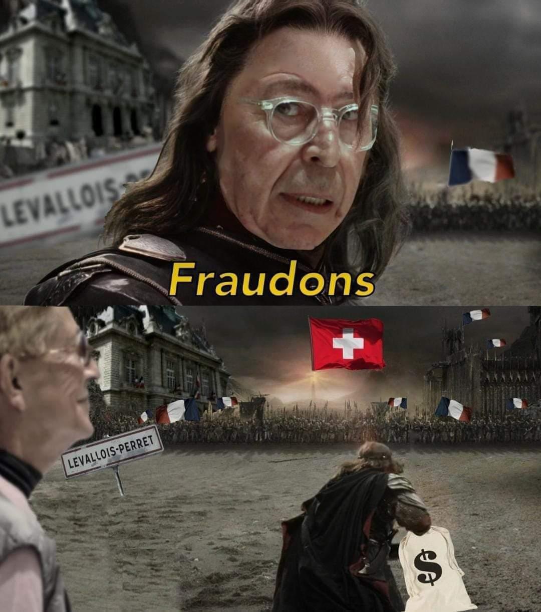 le retour du fisc - meme