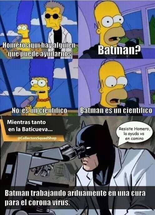 ! Na na na Batman! - meme