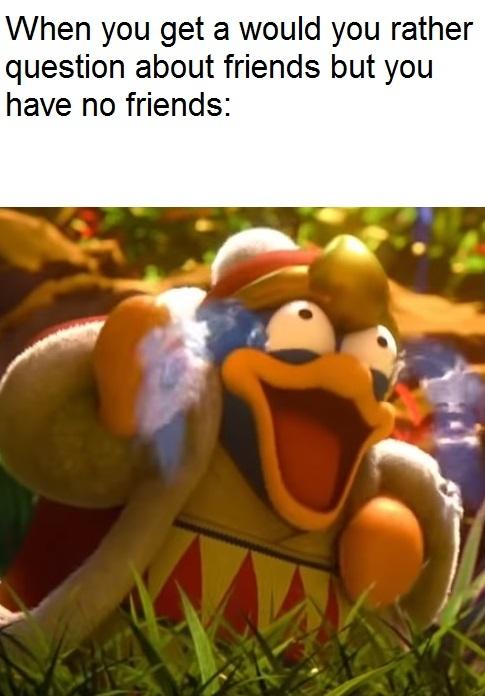 I am the bad sad - meme