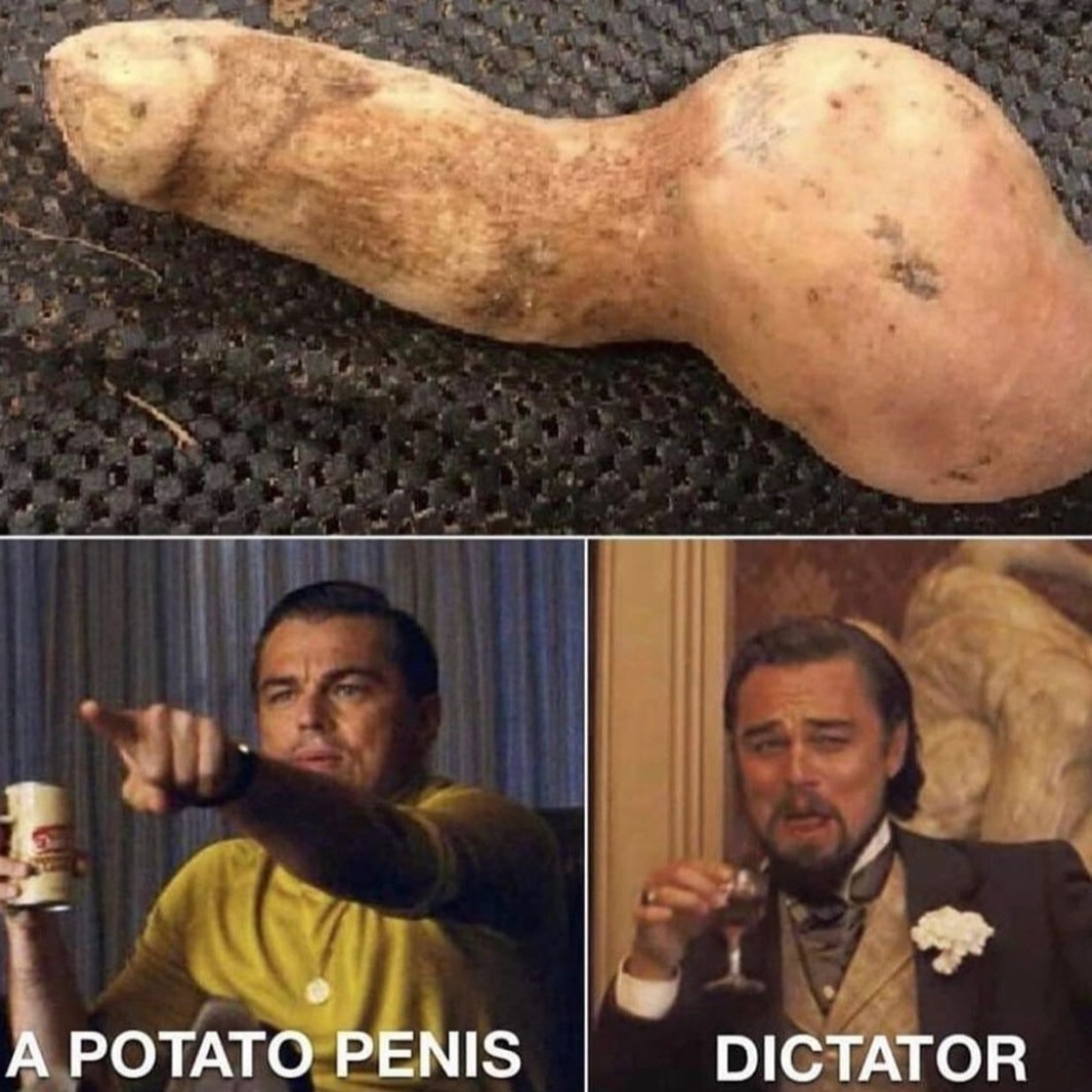Dictator - meme