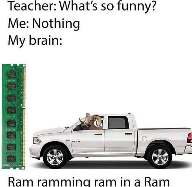 ram - meme