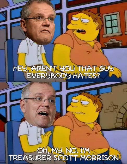 #ScottyTheRapistProtector - meme