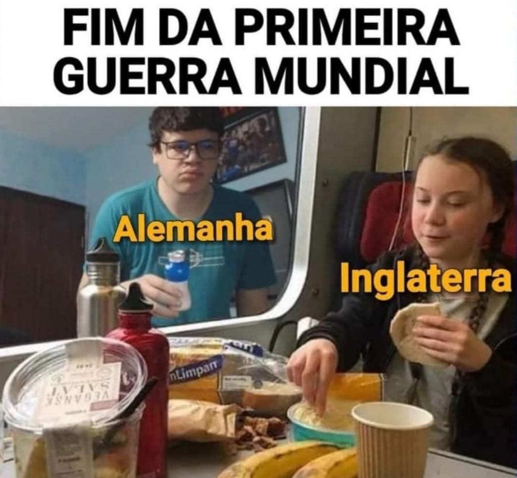 Fome. - meme