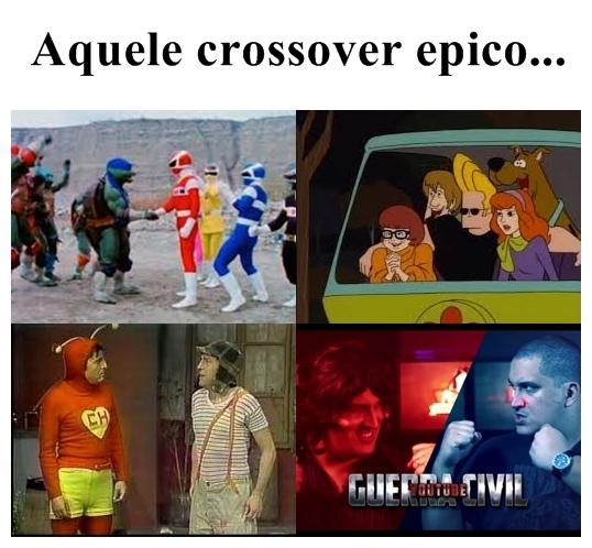 GAVETA MITOSO - meme