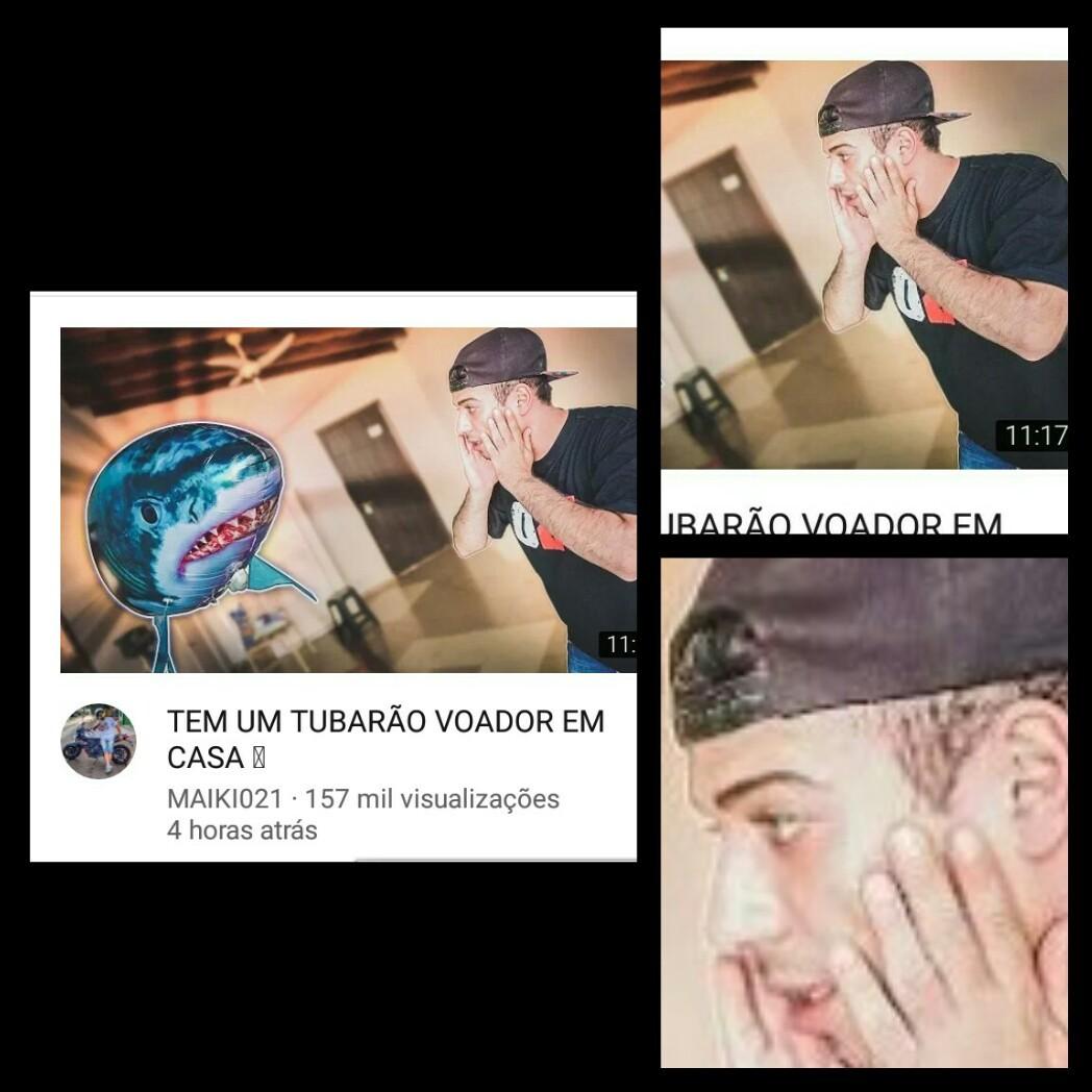 NOSSA FICOU UMA BOSTA - meme